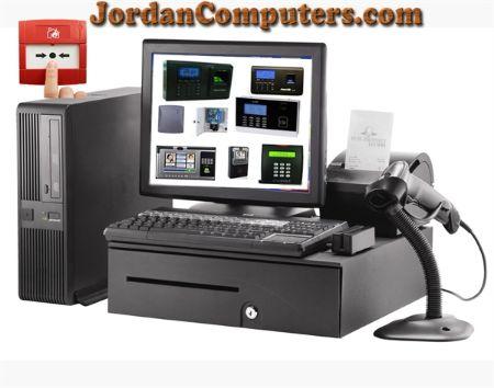 صورة لقسم معدات وأنظمة نقاط البيع