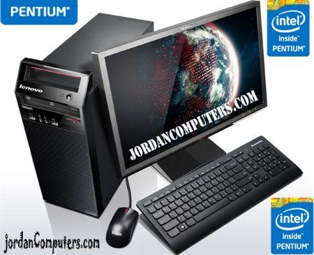 صورة لقسم كمبيوتر بنتيوم