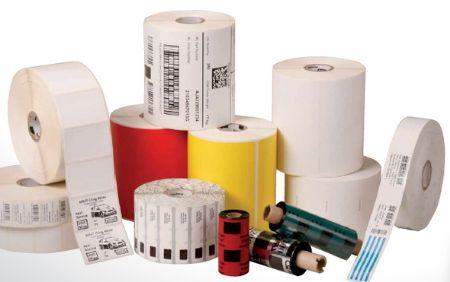 صورة لقسم مستهلكات طباعة